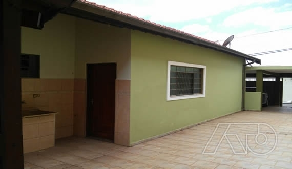 Casa / Sobrado à Venda - Jardim Residencial Javari I